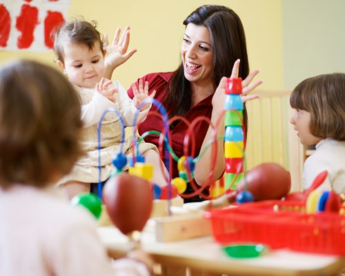 Curso de Auxiliar de Educação Infantil