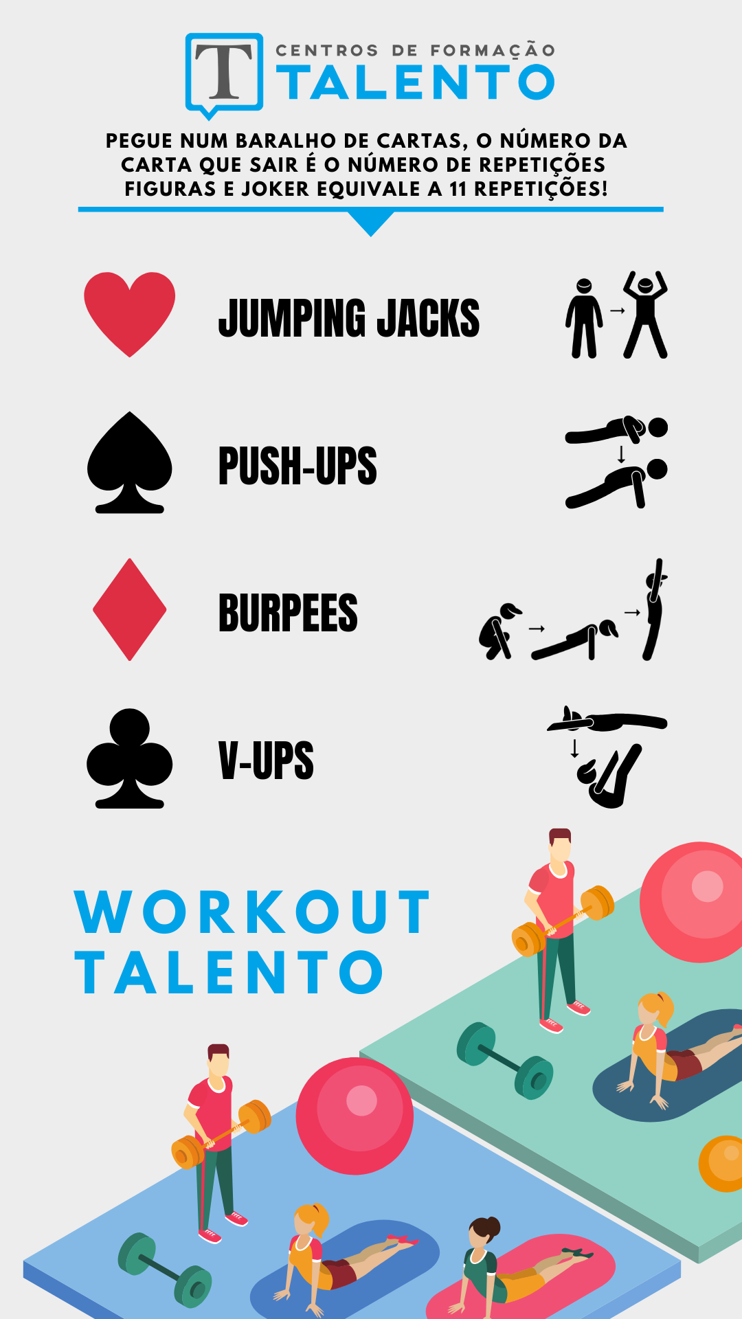Workout Talento